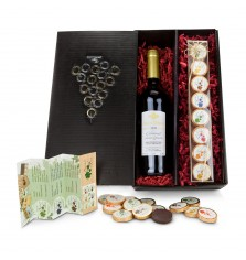 Chocolate for wine